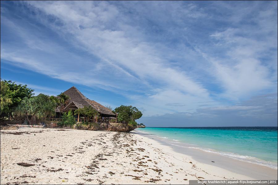Занзибарские пляжи