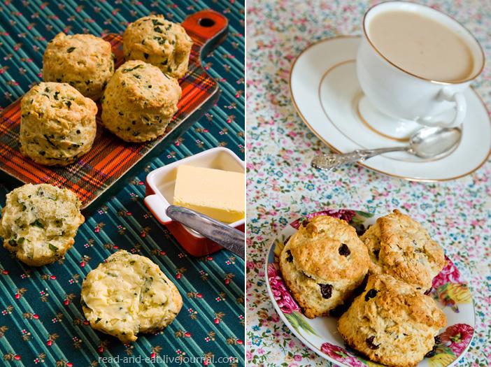 самые легкие традиционные английские печенья рецепт