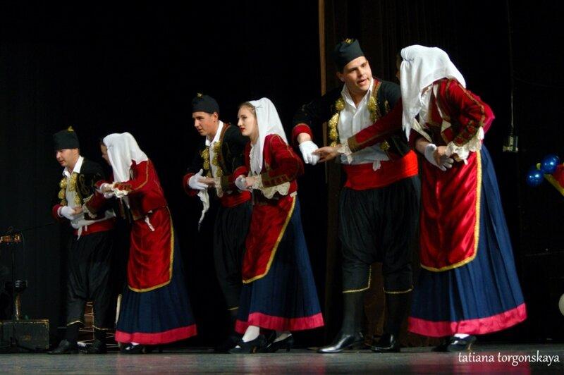 Бокельский танец