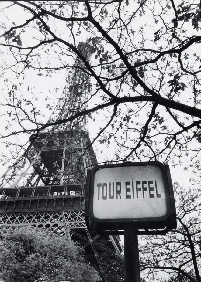 1954. Эйфелева башня