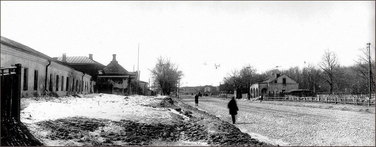 1930-е. Большая Калужская
