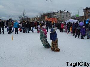 праздник,Нижний Тагил,Россия,масленица