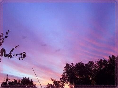 Городской восход