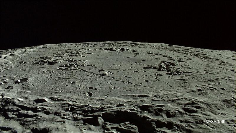 фото Луны в высоком разрешении