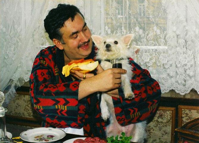 """Стас Садальский в киножурнале """"Ералаш"""" - """"Это ваша собака?"""""""