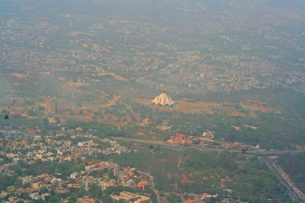 Храм Лотоса в Дели
