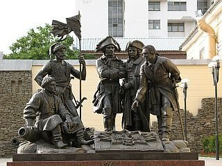 Основатели Ростова