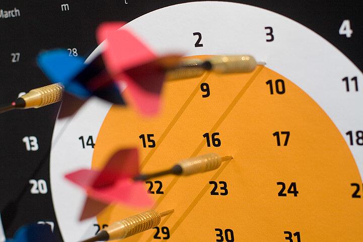 dart calendar