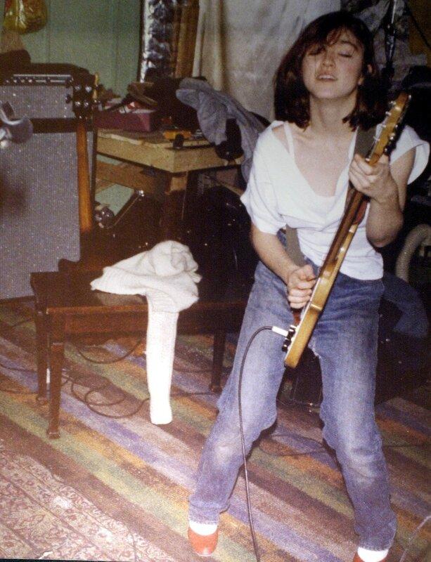 Madonna, 1980