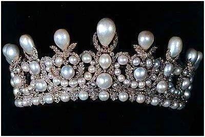 Empress Eugenie's Tiara