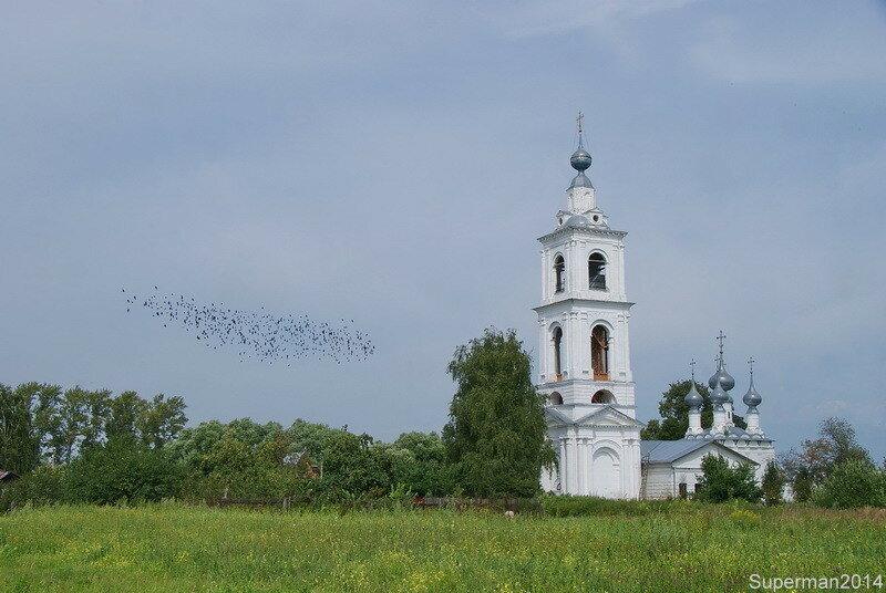село Бабаево