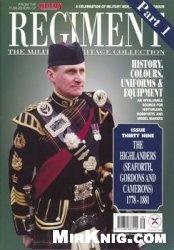 Журнал The Highlanders (Seaforth, Gordons and Camerons) 1778-1881 (Regiment №39)