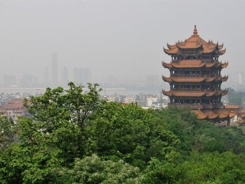 Башня Хуанхэлоу, Ухань