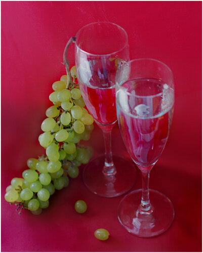 Про бокалы и виноград - 2