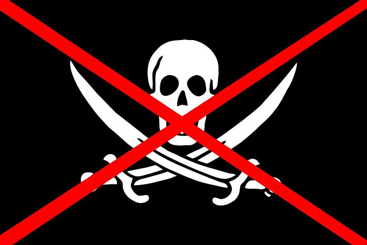 Закон о пиратстве приступил к чистке онлайн-библиотек