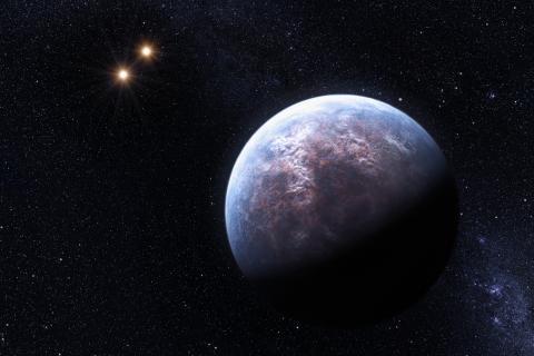 Астрономы Вторая суперземля может находиться в системе Альфа Центавра