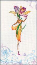 Набор схем для вышивки RTO М70002 Танцующая нимфа