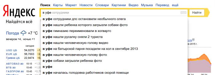 Яндекс знает