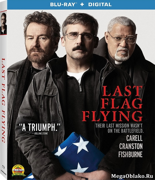 Последний взмах флага / Last Flag Flying (2017/BDRip/HDRip)
