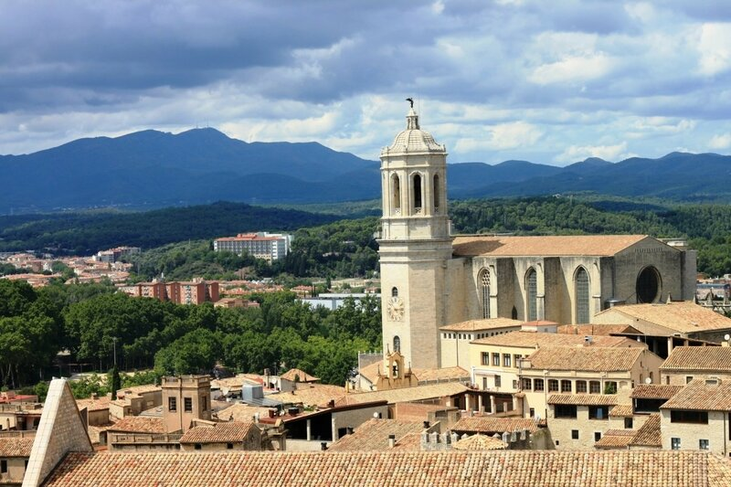 Собор Девы Марии в Жироне (Cathedral of Our Lady in Girona)