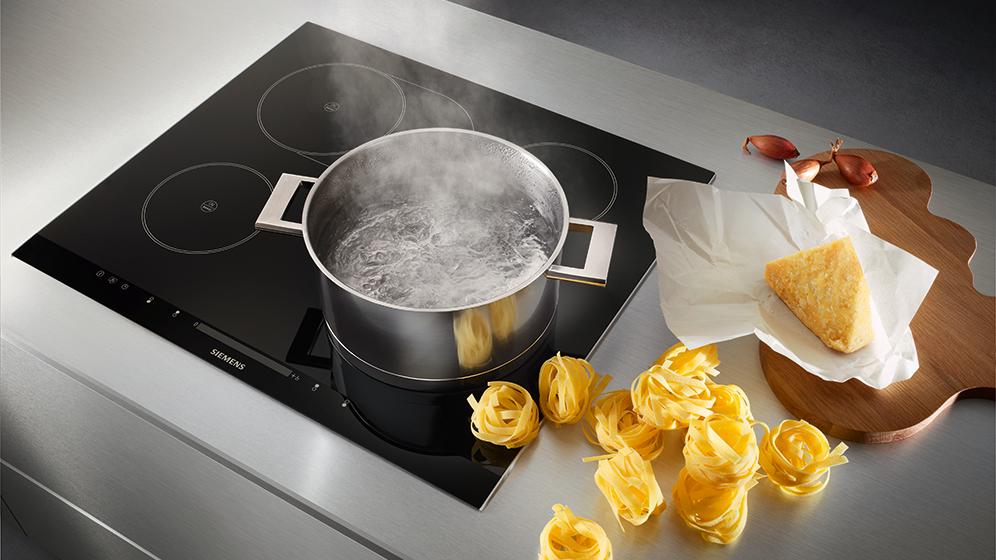 Siemens PowerBoost магазин кухонной техники Краснодар