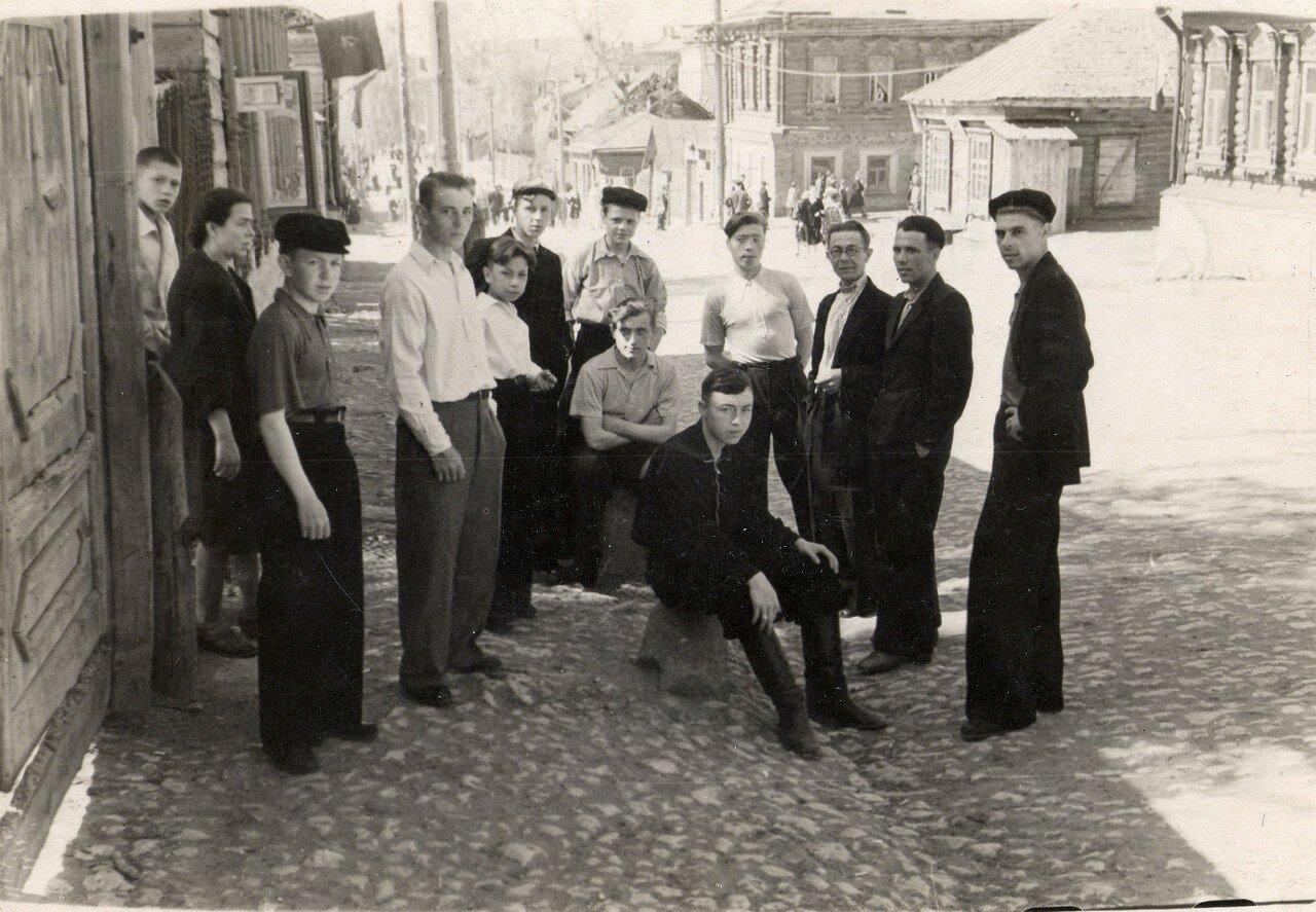 1951. Серпухов