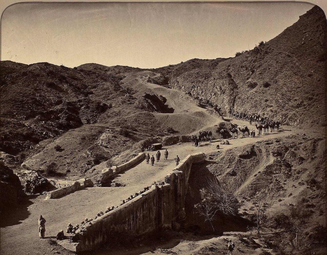 10. Мост Макесона в Хайберском проходе