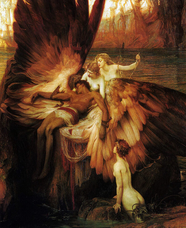 an analysis of the myth of icarus and deadalus