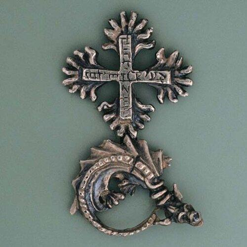 Эмблема Ордена Дракона (1-й вариант)