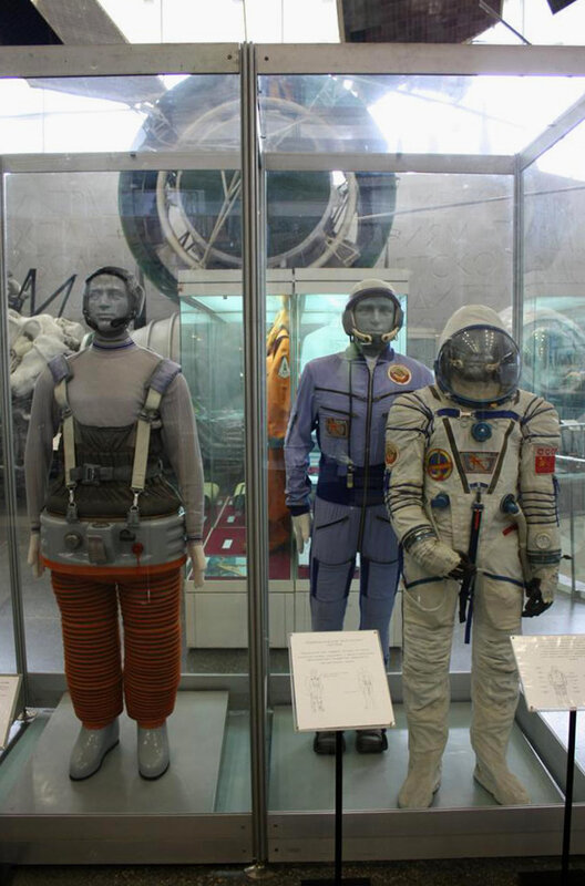 Калуга. Музей космонавтики