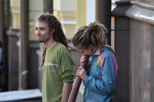 Люди с улиц