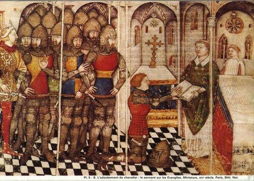 Рыцарство в среднявековье: во сколько лет можно было стать рыцарем
