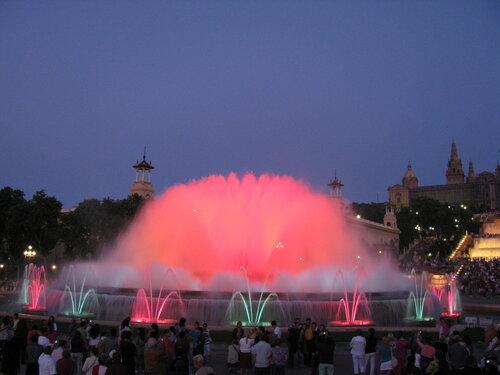 Волшебный фонтан