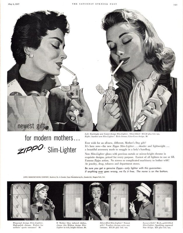 + The Marketing of Cigarettes
