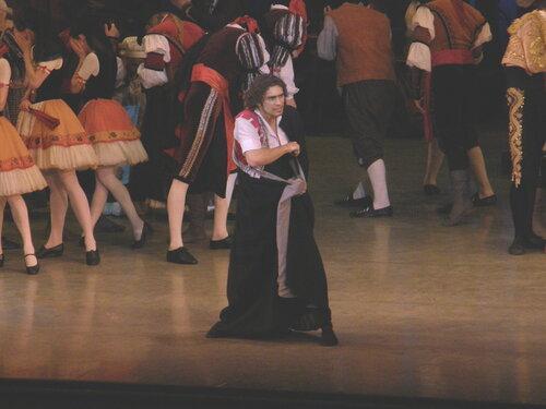 "Балет ""Дон Кихот"". Самоубийство Базиля. Иван Васиильев."