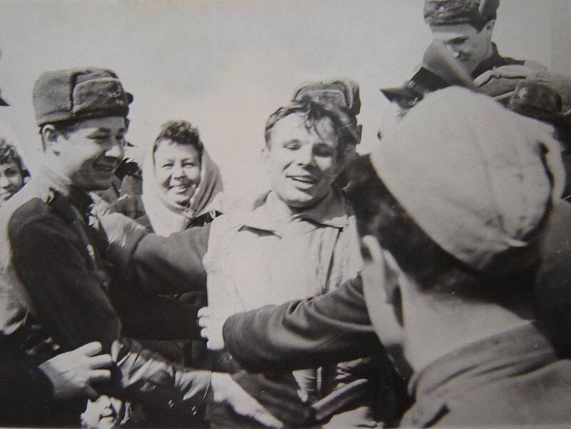 Гагарин. 12.04.61