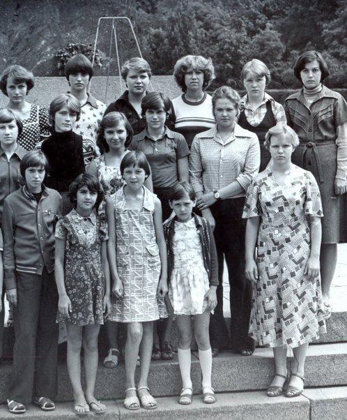 Киев. 1978 год.