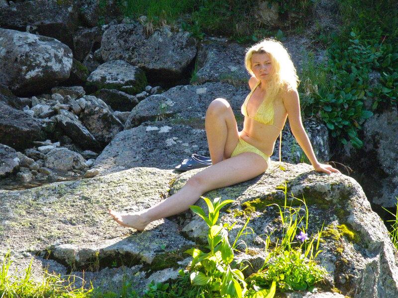 Солнечная девушка
