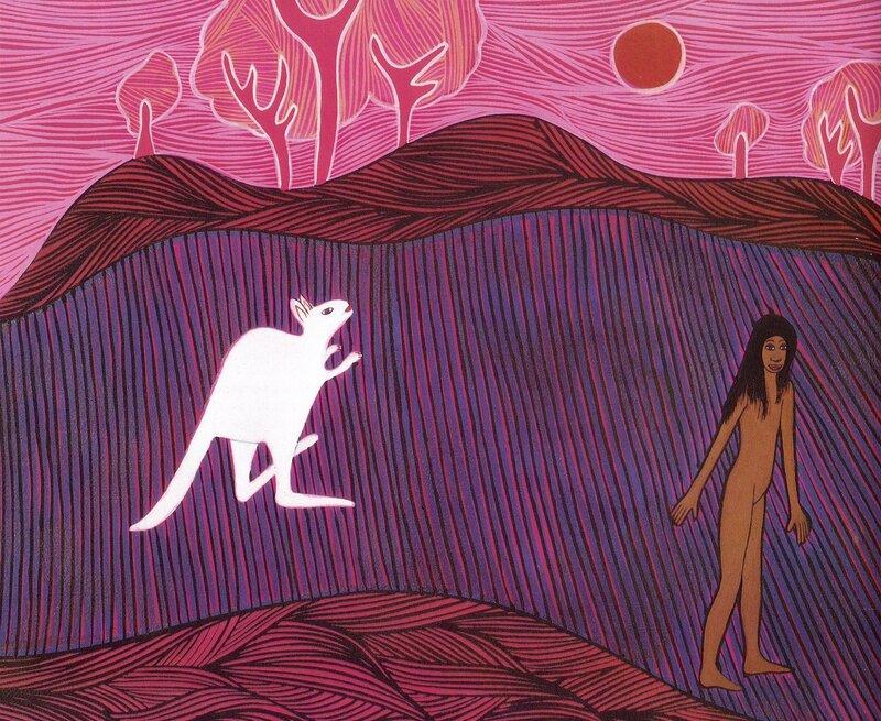 Alitji in Dreamland  Alitjinya Ngura Tjukurmankuntjala  Иллюстрации Donna Leslie