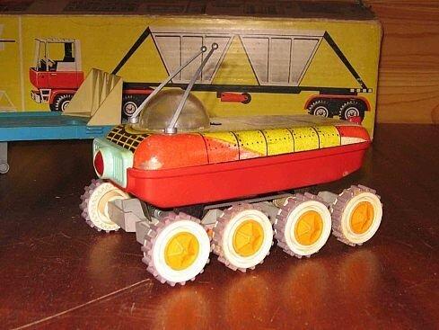 Детские игрушки СССР