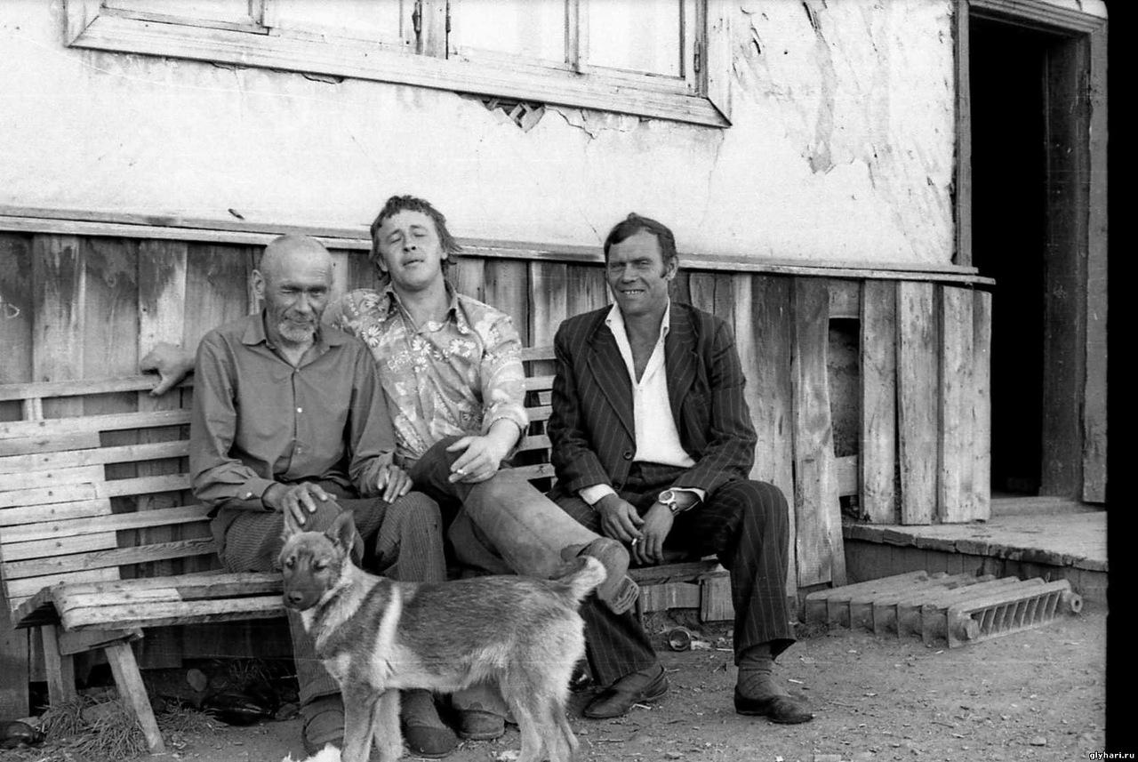 Люди поселка Ороек (Колыма)