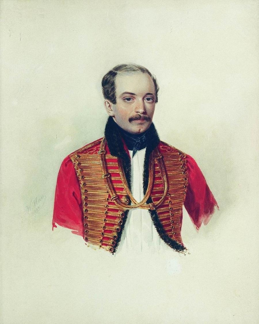 Гау Владимир Иванович Портрет П.И. Паншина 1847.jpg