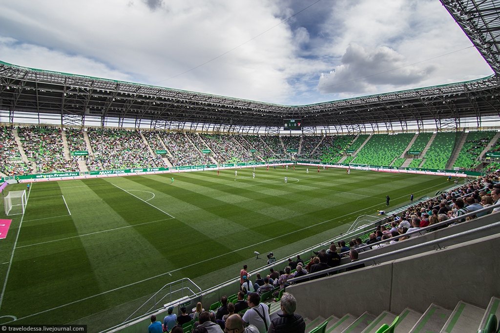 Футбольный маразм в Венгрии. Ференцварош - Дебрецен