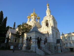 Церковь святого Александра Невского в Ялте