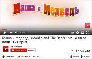 У этого мультика более миллиарда просмотров в YouTube