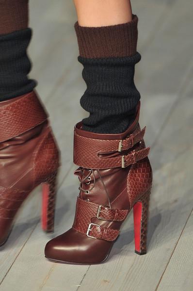 Модная женская обувь осень зима 2013 (40 фото)