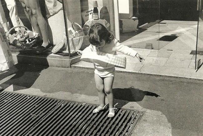 Маленькая Мэрилин, Париж, 1975г.