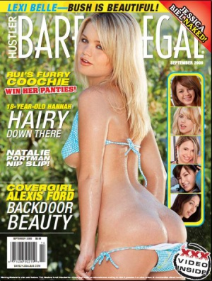 Журнал Barely Legal № 9 (september 2009)