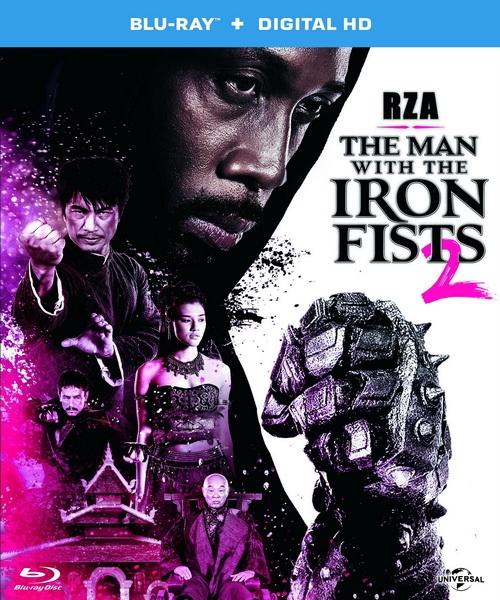 Человек с железными кулаками 2 / Железный кулак 2 / The Man with the Iron Fists 2 (2015/BDRip/HDRip)