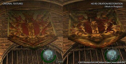 Resident Evil 4: HD Project - Замок 0_134ac1_ec4dc610_L